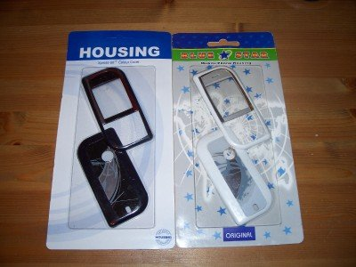 NOKIA 7610 PHONE FASCIA - COVER CASE HOUSING