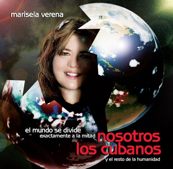 "CD WE, THE CUBANS ""NOSOTROS LOS CUBANOS"" by Marisela Verena CD kirikirimusic.ecrater.com"
