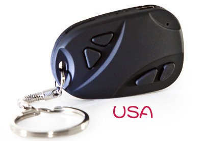 4gb Car Remote Keychain Model Mini Camera DVR Records Video and Pictures