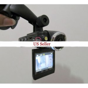 Hot! 1080P HD Car camcorder Dashboard camera with 2.0TFT LCD rotate 270 DEG