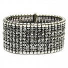 Gerochristo 6039 -Solid Sterling Silver Medieval Byzantine Bracelet