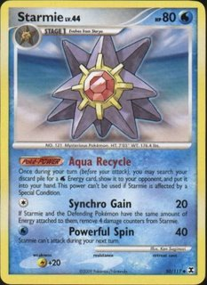 Rising Rivals 50/111- Starmie