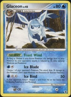 Rising Rivals 41/111- Glaceon