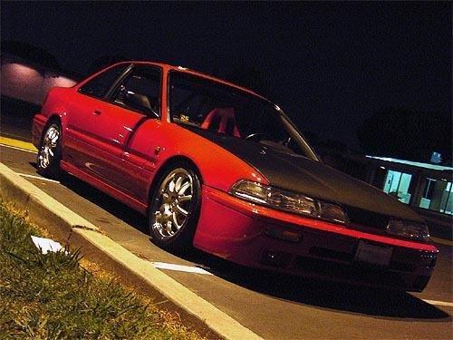 F D Efd De B on 1990 1993 Acura Integra