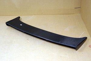 1994-2001 Acura Integra 3-door BMX style carbon fiber wing spoiler