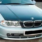 1999-2005 BMW 3-Series 4-door OEM style carbon fiber hood