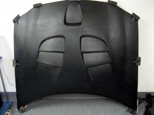 1998-2002 Cheverolet Camaro FRP fibeglass SCT vented hood