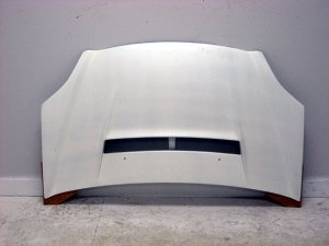 2003-2006 Honda Civic 3-door hatchback SI FRP* fibeglass B-C hood