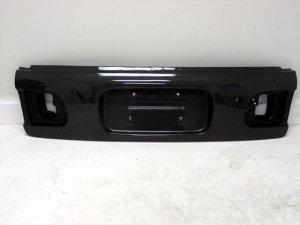 1992-1995 Honda Civic 3-door hatchback OEM style carbon fiber rear hatch