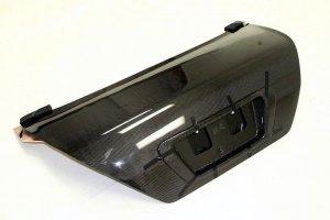 2003-2005 Honda Accord 2-door OEM style carbon fiber trunk lid