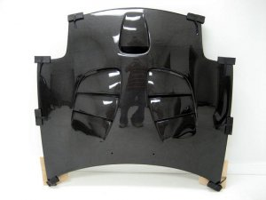 1993-1997 Mazda RX-7 FD3S SCOOTE style carbon fiber hood