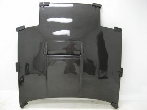 1986-1992 Mazda RX-7 FC3S OEM Turbo II style carbon fiber hood
