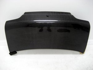 1993-1997 Nissan Altima OEM style carbon fiber trunk lid