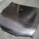 1995-1996 Nissan 240SX OEM style carbon fiber hood