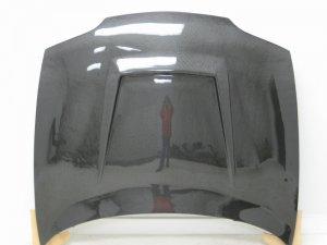 1993-1997 Mazda MX6 VAD style carbon fiber hood