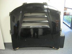 1999-2002 Nissan Silvia S15 FRP fiberglass DRIFT hood