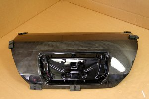 2006-2008 Honda Civic 2-door OEM style carbon fiber trunk