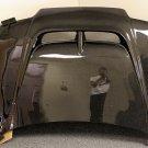 1988-1991 Honda CRX MONSTER style carbon fiber hood