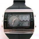 Fucda black watch digital stainless steel