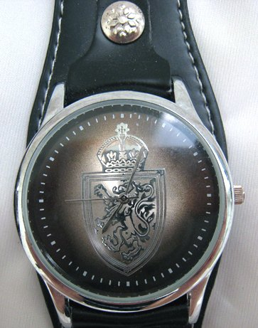 Shield Crest Watch