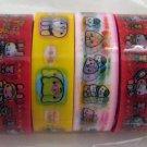 Kids sticky scotch tape, cartoon prints, all sorts of colors