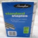 Standard wholesale staples by Swingline