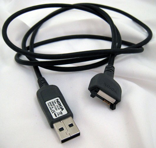 USb data cable for Nokia phones E65