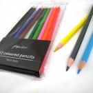 Color pencils 12 non-toxic