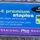 Swingline(R) S.F.(R) 4 Speedpoint(R) Staples, 1/4in. Full Strip, Box O
