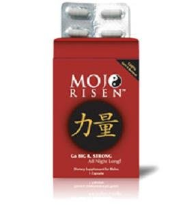 Mojo Risen / 10 / Male Enhancement