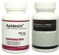 Apidexin + DetoxuFree72 (DF72)