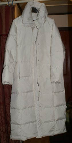 Kelvin Klein Down Full Length Coat Size L