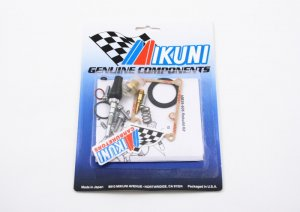 KLX 110 26mm Performance Carb Kit - Mikuni VM26 - Rebuild Kit