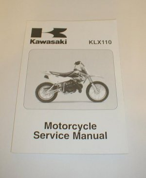 KLX110 Service Manual