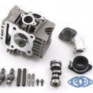 KLX110 TB 143cc & 160cc Race Head V2 & Intake Upgrade Kit