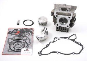 KLX110 TB 143cc Race Head Upgrade for 143cc Bore Kits - ON SALE!!