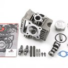 KLX110 TB 143cc Race Head V2 Upgrade Kit