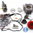 klx110 TB 165cc Bore Kit and 28mm Carb Kit