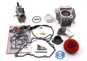 klx110 TB 165cc Bore Kit and 28mm Carb Kit
