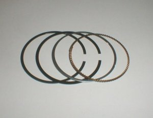 KLX110  Piston Ring Set, 58mm