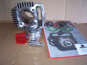 crf50 bore kit, 88cc cylinder kit, xr50, crf 50