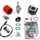 CRF70 XR70 88cc Bore kit Carb kit & Race Cam