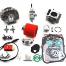 CRF70 XR70 88cc Bore Kit Race Head Carb Kit & Race Cam