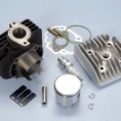 TGB 202t 70cc racing top end kit Polini