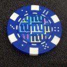 New York Giants Las Vegas Casino  Poker Chip