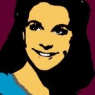 SC Gone with the Wind Scarlett O'Hara pop art 1 of 25
