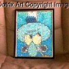 AMAZING SQUIDWARD Montage from Spongebob Squarepants limited signed coa 1-25