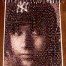 Amazing New York Yankees Derek Jeter b/w Montage #ed 1-25