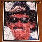 Amazing Richard Petty NASCAR Montage 1 of only 25!!!!!