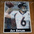 Amazing Denver Broncos Jay Cutler Montage 1 of only 25